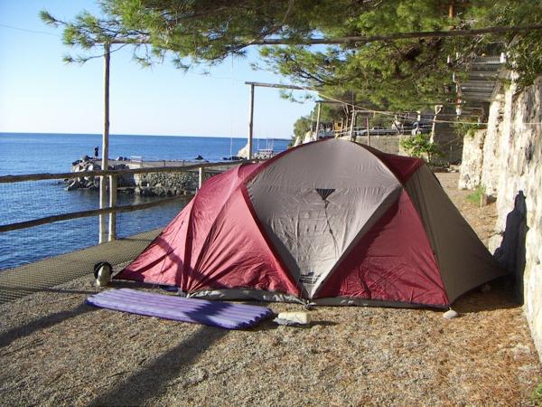 Camping im Oktober - perfekt!